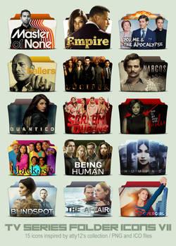 TV Series Folder Icons VII