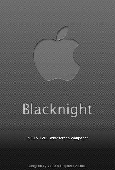 Blacknight wind wallpaper by infopower