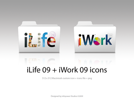 Mac OS X Icons favourites by KenCrandall on DeviantArt