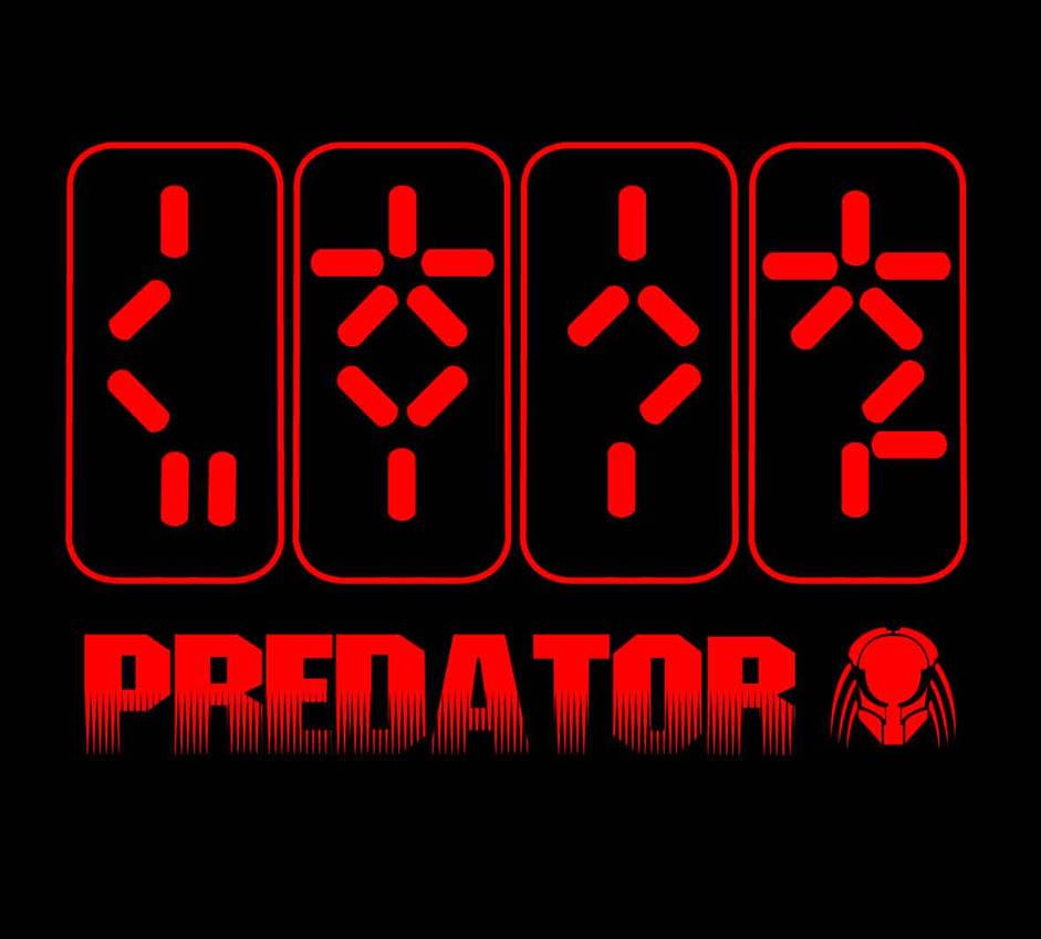 Predator Gif