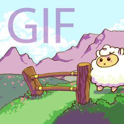 Gif: Sheep