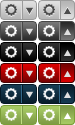 6 Settings buttons by synysternl