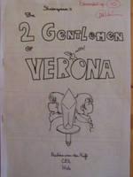 The Two Gentlemen of Verona by stardrop