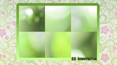 22 Icontextures Green by LilChicaB