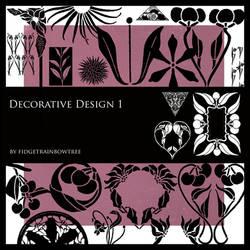 Decorative Design Set 1