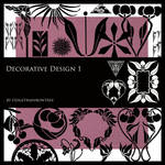 Decorative Design Set 1