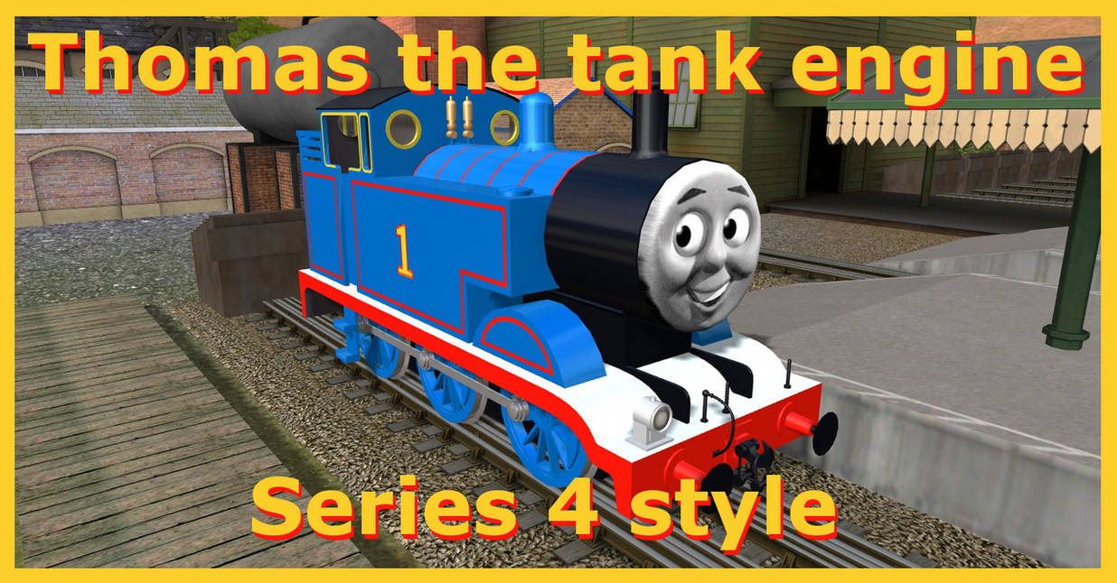 Thomas In Trainz Downloads