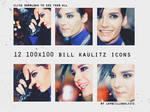 Bill Kaulitz Icon Pack 1