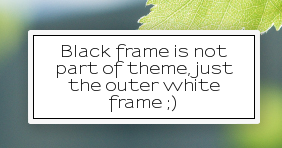 whiteframe by desm0tes