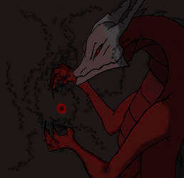 The Elusive Darkness by Xeno-Fadewalker