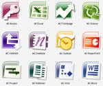 Office 2007 Icons Recreation