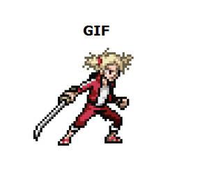 Hiyori Jus Test Gif by WarriorZBR
