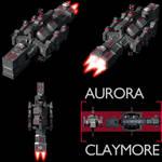 Aurora Claymore