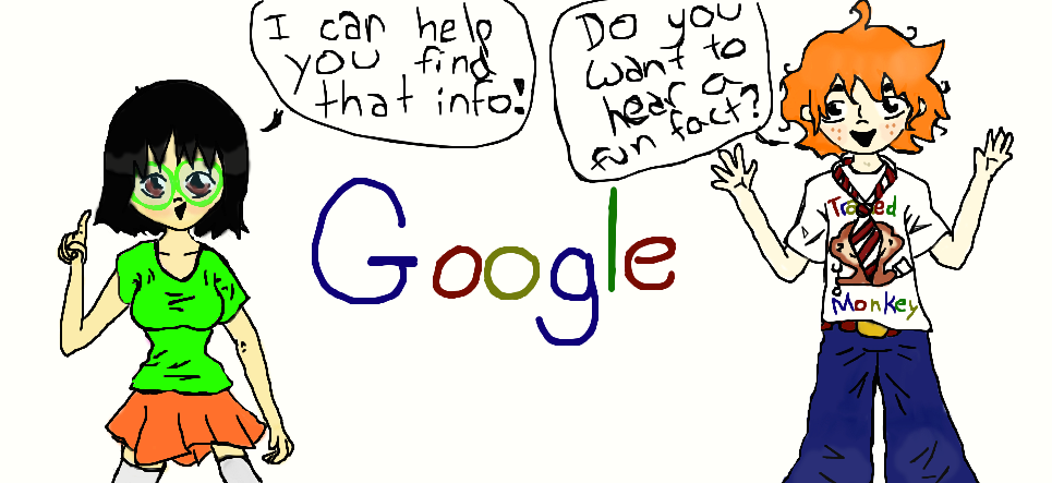 google personification