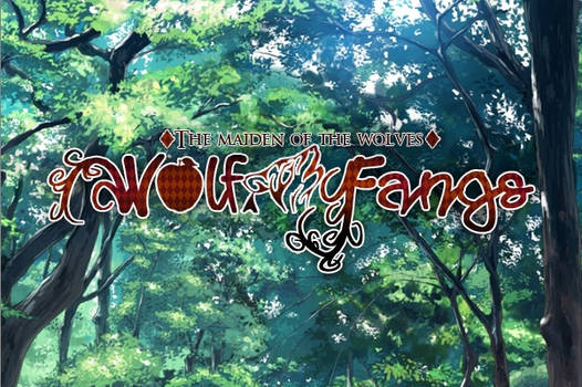 Wolf Fangs logo OP animation