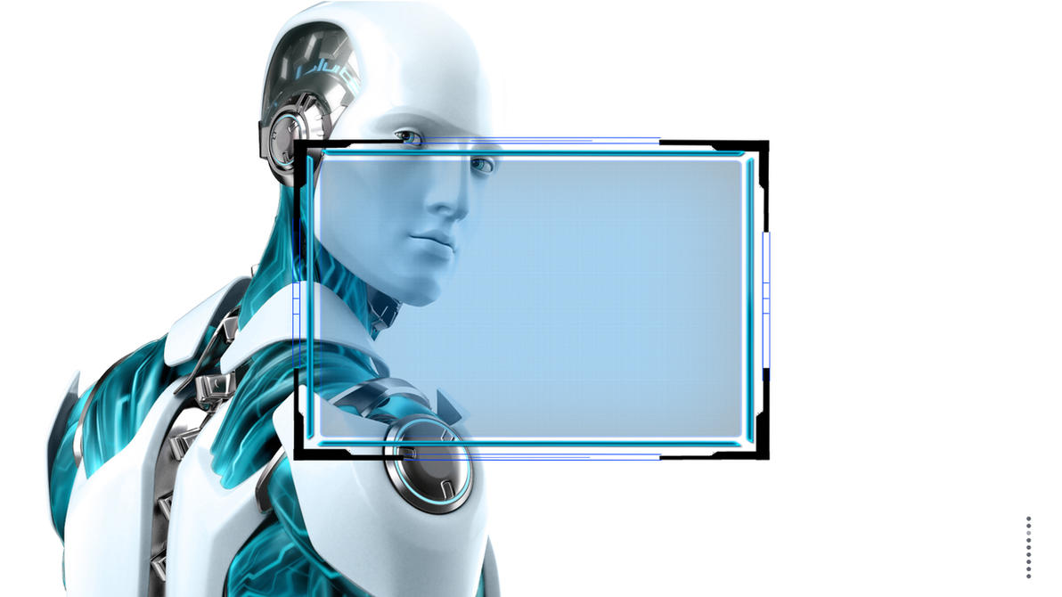 eset robot logon by Robin-safuddin