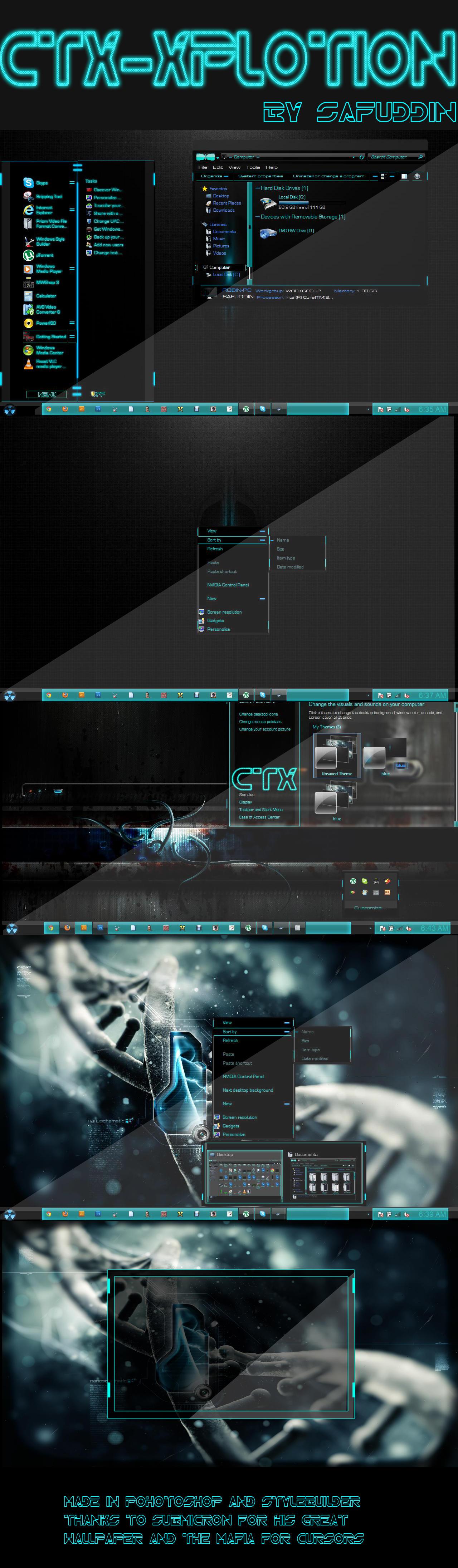 creativx-plosion by Robin-safuddin