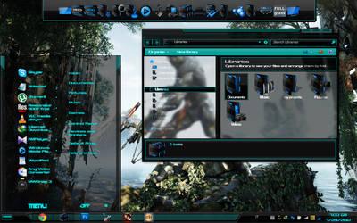 coming up theme screen shot by Robin-safuddin