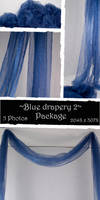 Blue drapery Package 2