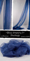 Blue drapery Package 3