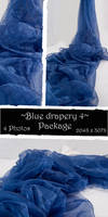 Blue drapery Package 4