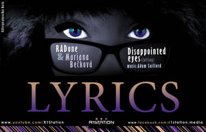 song LYRICS - Disappointed eyes (falling) by r1station