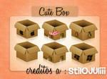 Icons Cute Box