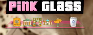 Pink Glass By StiloJuliii
