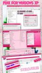 Pink  Theme For Windows XP By StiloJuliii