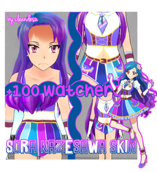 SPECIAL +100 WATCHERS O M G