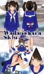 Wadanohara Skin for YANSIM~ by cleandesu