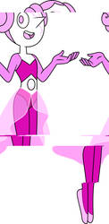 Pink/White Pearl - GIF by Star121