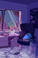 Good Ol' Room by Cocoabats