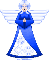 Pixel Doll - Snow Angel
