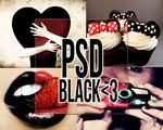 ~...PSD Black