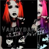 Vampydampypsd by BlazMuffin