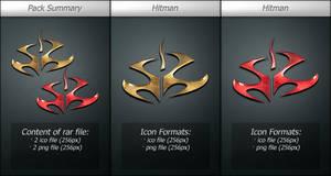 Hitman Icons Pack-1
