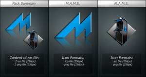 Mame Icons Pack-1