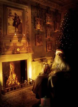 Merry Christmas Santa (Animation)