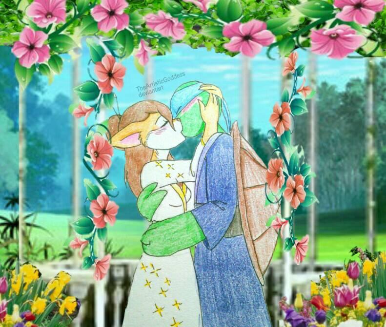Wedding Bells: Fanfic by TheArtisticGoddess on DeviantArt