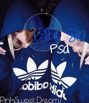 Blue Sea PSD