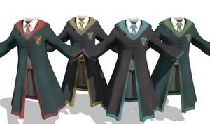 Hogwarts Robes DL