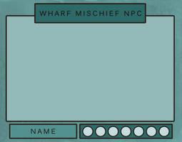 NPC Wharf Application by pandemoniumfire
