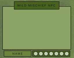 NPC Wild Application by pandemoniumfire
