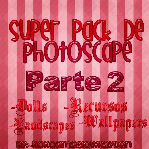+Pack de Photoscape Parte 2 by KokoaMaslowHayden