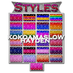+Styles Glitter