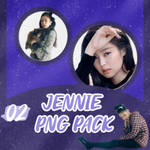 Jennie PNG PACK