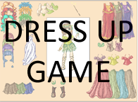 Doll Dress Up Game by MagdalenaTR