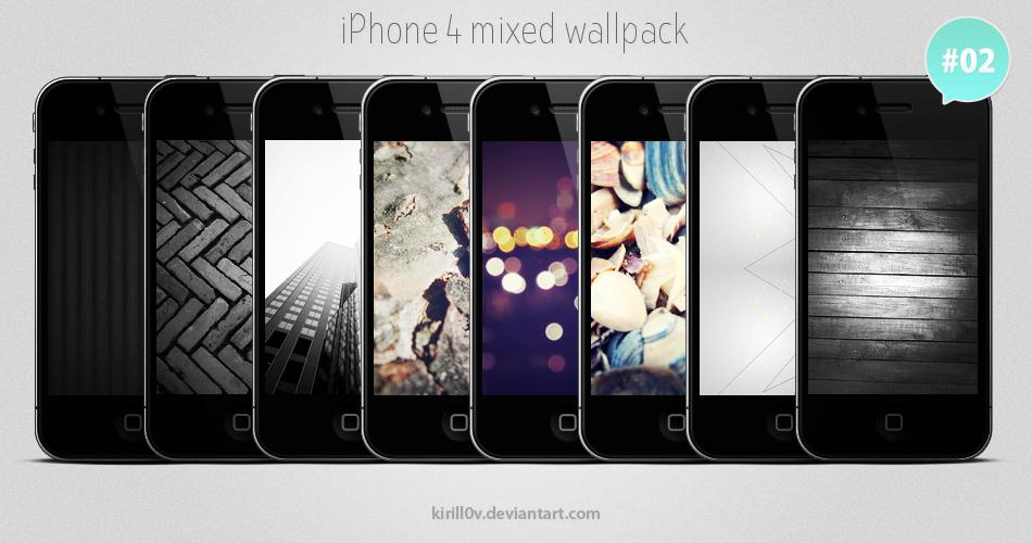 iPhone 4 Mixed Wallpack 02