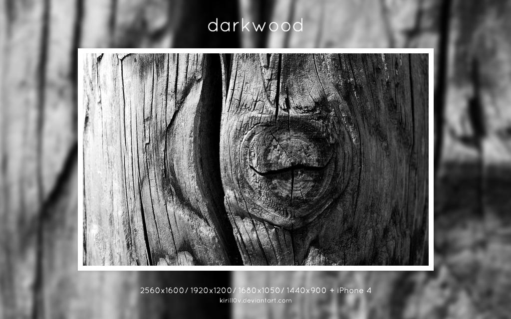 Darkwood, the wallpaper